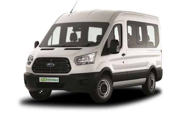 Ford Transit 12 Seater