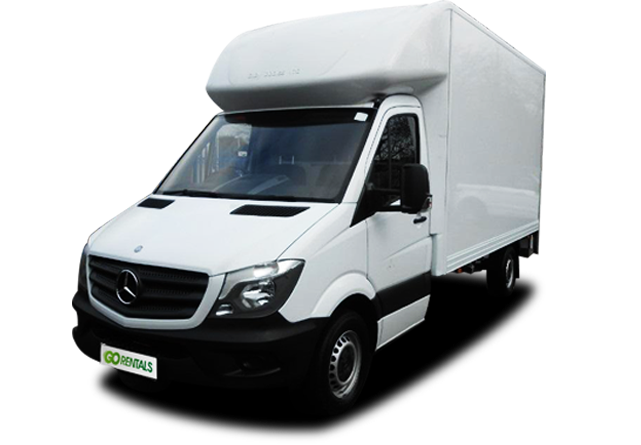 Mercedes Sprinter Luton
