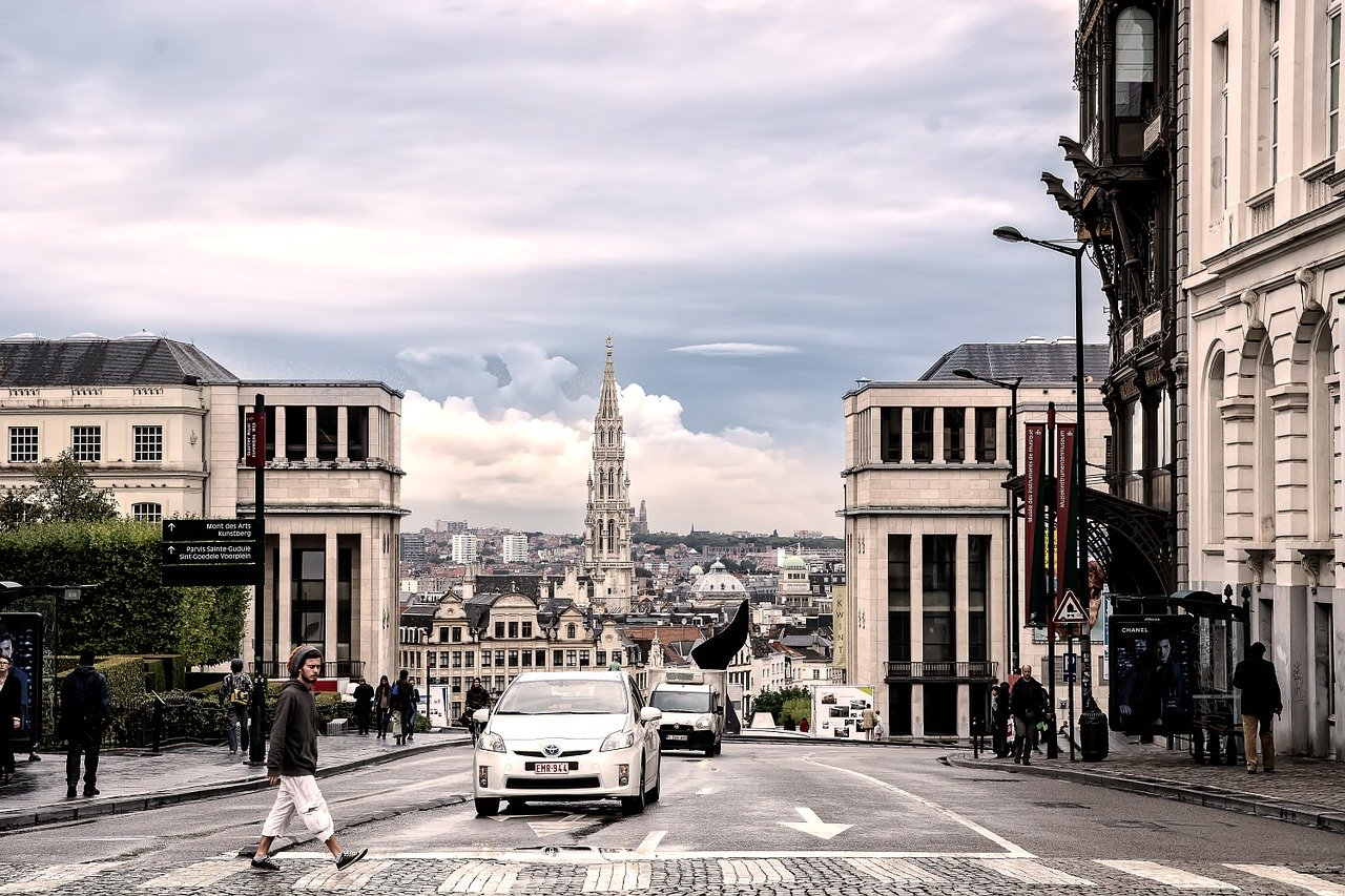 Visit Belgium - Car & Van Hire London at Go Rental