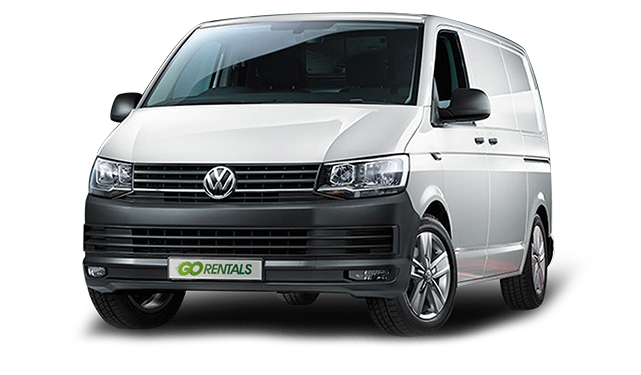 Automatic Transit Van to rent