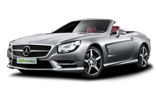 Mercedes SL400 AMG Sport to rent