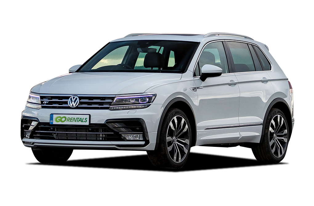 vw tiguan model at go rentals uk. Black Bedroom Furniture Sets. Home Design Ideas